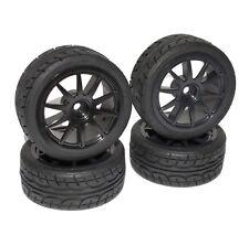 1/10 Onroad Rc Car Wheels Tires for Tamiya TT01 TT01e TT02 M05 M06 Traxxas 4-tec