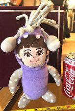 Monsters Inc Girl Cute Purple Disney Pixar Soft Toy Official