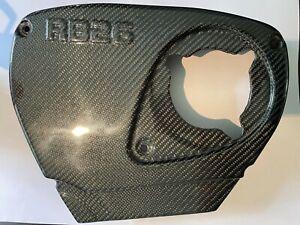 Carbon Fibre RB26 Timing Gear Cover Skyline GTR Stagea [Melbourne Stock]