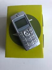 Motorola Silver C117 International Cell Phone W/ Charger And Box