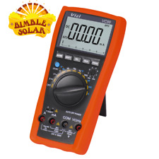 Digital Multimeter AC DC with bag and leads - VC99 Fluke Copy