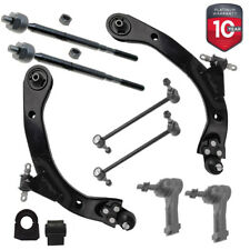 10pc 2005-11 Chevy Cobalt Pontiac G5 Front Lower Control arm Ball joint Tie rod