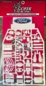 Gofer 51108 1/24-1/25 Ford 427 Competition Engine Plastic Kit