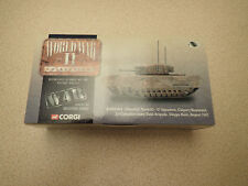 Ltd Edn Corgi WWII 1:50 CC60101 Churchill MKIII C Sqn Calgary Reg 1942 Sealed
