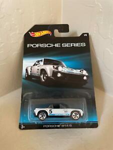 Hot Wheels Porsche 914-6 Porsche Series #1/8 White U10
