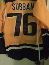 HOCKEY NHL JERSEY NASHVILLE PREDATORS P.K SUBBAN