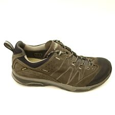 Asolo Agent GV WP US 10.5 EU 44.5 Suede Athletic Trail Hiking Mens Shoes
