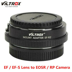 Viltrox EF-R2 Auto Focus Adapter Ring for Canon EF EF-S Lens to EOS R RP Camera