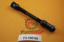 F3-1100166 Perno Mozzo Posteriore 7 Velocità D10 L136 FORATO Bicicletta Bici