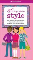 A Smart Girls Guide to Style (Smart Girls Guides) by Sharon Cindrich