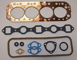 Nash Metropolitan Complete Engine Gasket Set 1955 1956 1957 1958 1959 1960 1961