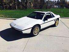 1985 Pontiac Fiero 25K MILES!