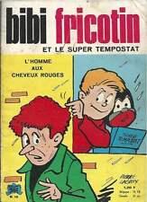 BIBI FRICOTIN N°10 . FORMAT DE POCHE . 1967 .