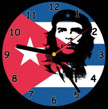 Che Guevara CD Clock, free stand can be personalised