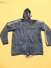 ADIDAS Rain Jacket Veste Impermeable Waterproof Ventex Vintage 80s K-Way Sport