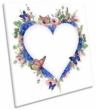 Canvas Hearts Art Prints