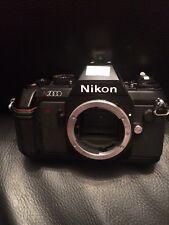 Nikon N2000, Kamera
