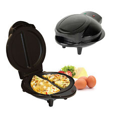 800w -1000W ELECTRIC NON STICK OMELETTE MAKER FRYING PAN EGG COOKER