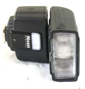 Nissin i40 shoe mount flash for Fujifilm X cameras MINT-