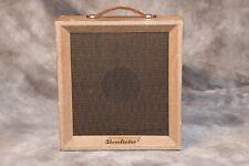 Danelectro Model 122 Guitar Amplifier  Blues!!!