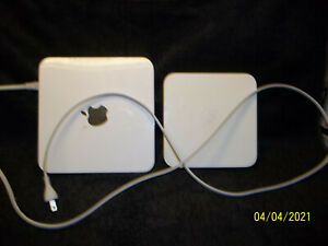 Apple Time Capsule 2TB Plus 1TB With Airport Extreme WiFi