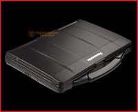 BLACK Panasonic Toughbook CF-53 • 480GB SSD • 16GB Ram • Backlit KB • i5 2.5Ghz