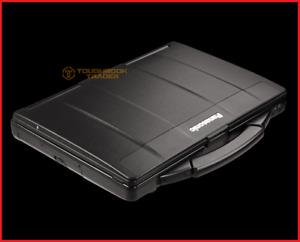 BLACK Panasonic Toughbook CF-53  i5 2.5Ghz • 480GB SSD • 16GB • Backlit, Win10