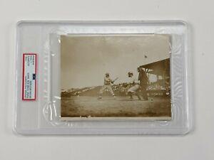 "1910s Frank ""Home Run"" Baker Original Baseball Photograph PSA Type I Authentic"