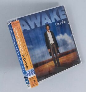 Josh Groban Awake 143 Records WPCR-12569 Japan CD w/Obi Bonus 2007