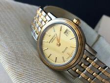 Reymond Weil Toccata woman's vintage wristwatch 18k serial number 5364
