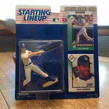 1993 STARTING LINEUP Eric Karros Los Angeles Dodgers MLB Baseball Kenner SLU