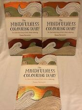 Any Year Diary Colouring Book Gift Anxiety Stress Symptom Relief Reliever