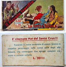 Striscia IL PICCOLO SCERIFFO IIª Serie N 98 TORELLI 1953