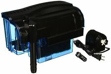 Pro Up To 50 Gallon Fish Tank Filter Aquarium Pump Sterilizer Canister 300 Gph