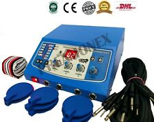 New Interferential Physical Therapy Machine Physiotherapy 4 Channel Equipment DG