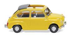 Wiking 009905 - 1/87 Fiat 600 M. Offenem Faltdach - Neu