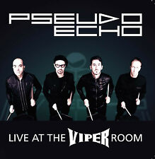 "PSEUDO ECHO - NEW ALBUM  ""LIVE AT THE VIPER ROOM"" 2015  CD !!!!!"