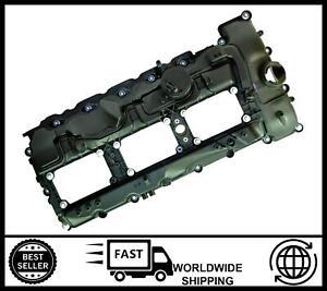 Cylinder Head Rocker Cover + Gasket FOR BMW Series 1 2 3 4 5 7 & X1 X3 X4 X6
