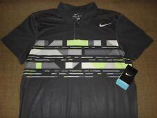 NWT Nike Advantage Tread Tennis Polo Shirt 446995-060 NEW Nadal Federer M