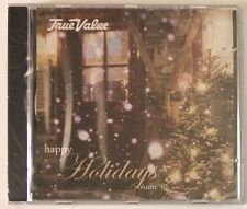 True Value Happy Holidays Vol. 40 Christmas Music Compilation CD Cole Crosby NEW