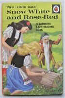 Vintage Ladybird Book – Snow-White and Rose-Red–606D–2'6 First Edition Very Good