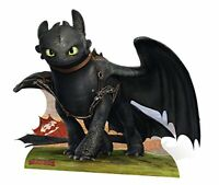 How To Train Your Dragon Life Size Cutout of Toothless the Dragon