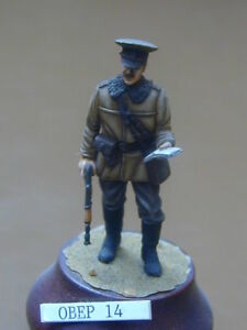 Peddinghaus-Modellbau 1/35 0159 Afghan Captain the Regular Army