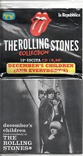Rolling Stones Collections Mondadori Cd Digipack Blisterato December's Children