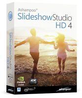 Ashampoo Slideshow Studio HD 4 - Diashow - Fotoshow am PC erstellen - Download