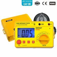Digital Handheld Megohmmeter Insulation Resistance Tester Voice Resistor Ohmmete
