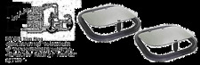 CRL/SFC 17 x 17 His 'N Hers Sunroof with Molded Trim Ring High Performance S...