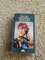 Steven Spielberg's Young Sherlock Holmes (VHS)