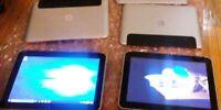 "Lot of 24 HP Elitepad 900 2GB, 64GB 10"" Tablets windows 10, open office"