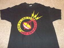 U2 rare ZOO TV 'Outside Broadcast' 1992 US tour shirt Adult XL